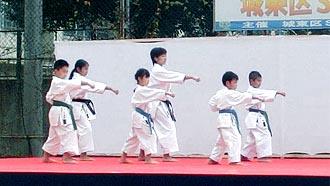 第5回SARUGAKU祭 空手演武 | 平安二段