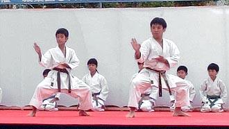 第5回SARUGAKU祭 空手演武 | セイエンチン