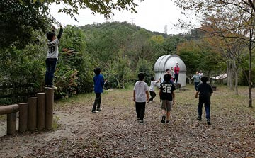 2019年キャンプ(晴城会 城東区 空手)