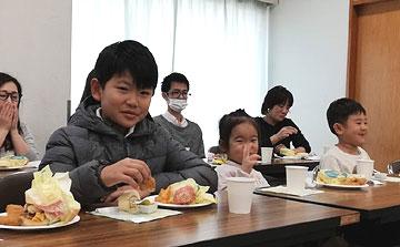 2019年クリスマス会(晴城会 城東区 空手)