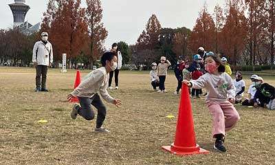2020-12-13(日) 晴城会屋外ゲーム大会!(クリスマス会代替)
