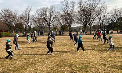 2021-01-09(土) 屋外練習