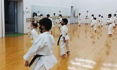 2021-02-11(木) 練習 鶴見スポーツセンター