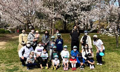 2021-03-27(土) 屋外練習 鶴見緑地公園