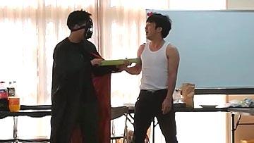 乳首ドリルすな!秀羽&金子指導員
